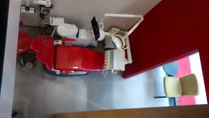 Dental Chair at Procare Dental Clinic